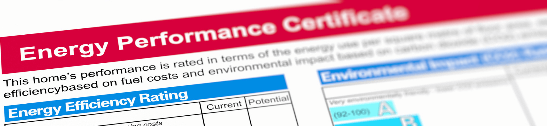 What Is An Epc Rating Residential Epcs Explained